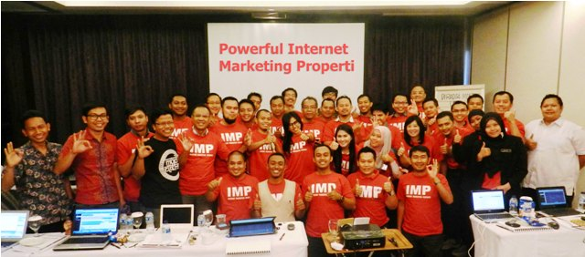 Workshop Powerful Internet Marketing Properti