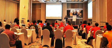workshop internet marketing properti